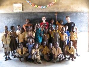 Supporting Education in Ghana (Globe Aware)